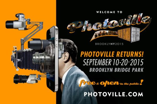 Photoville poster 2015
