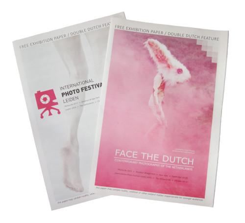 Free Exhibition Paper- Double Dutch Feature