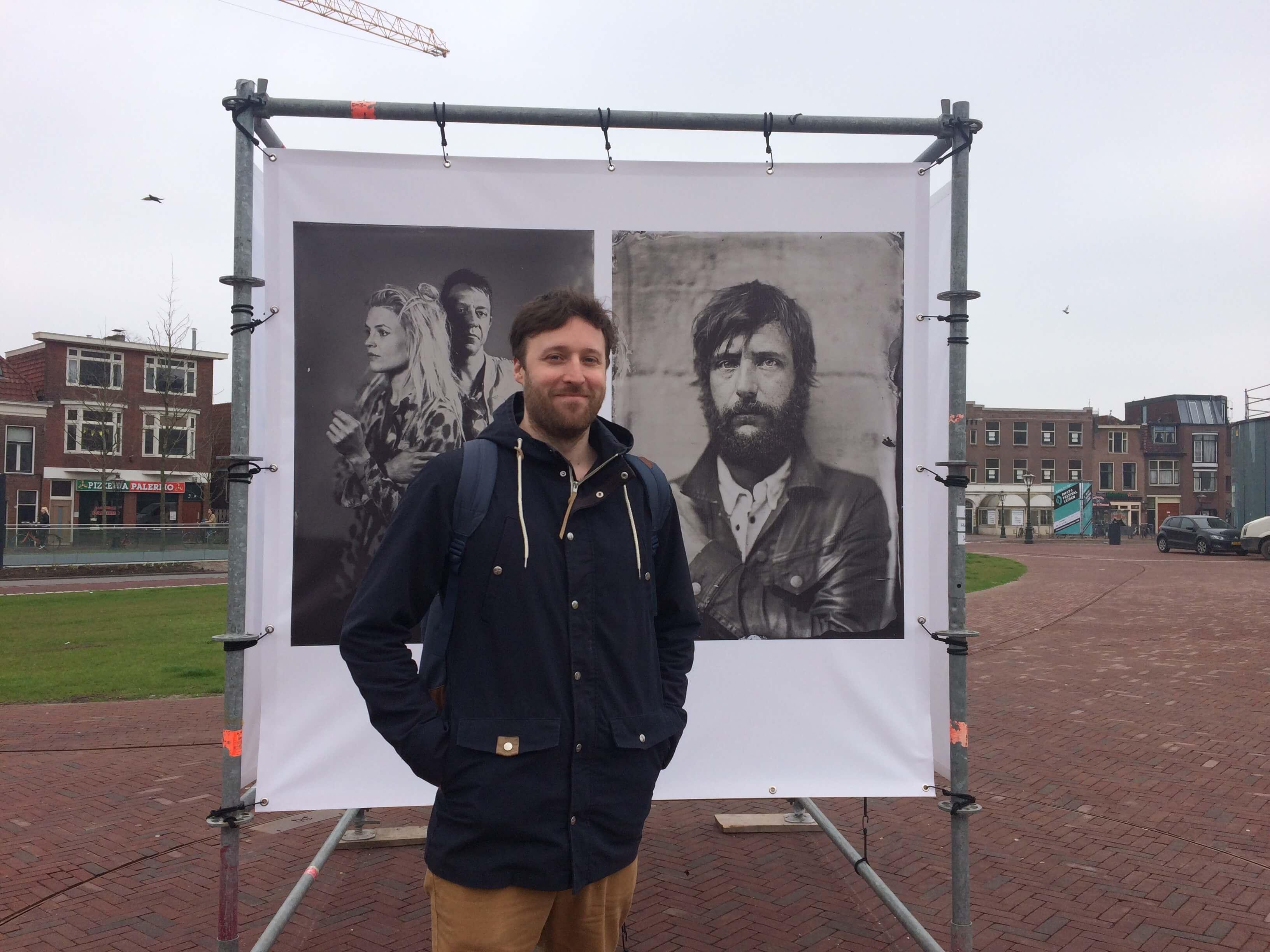 Jùnn, winnaar Hans Gillis Publieksprijs